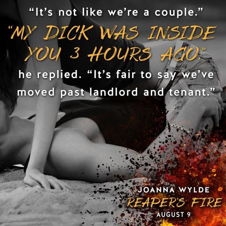 reaper's fire teaser
