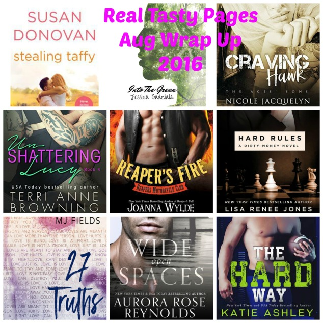 Wrap up Aug 2016