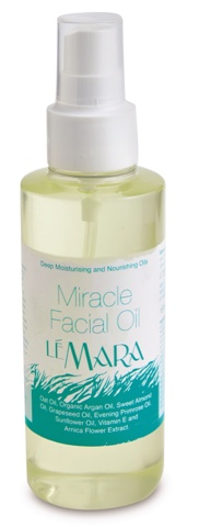 Image result for La Mara face oil  aldi